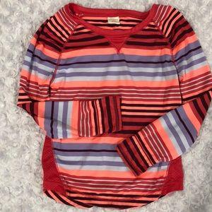 Gymboree girls athletic shirt. Size S (5-6).